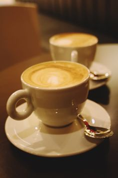 Dying for a good cup of coffee...