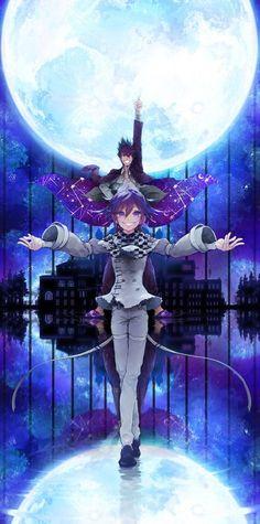 Kokichi and Kaito