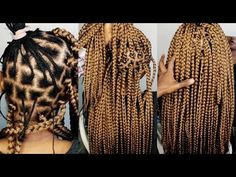 1 Hour No Cornrows Crochet Braids [Video] - https://blackhairinformation.com/video-gallery/1-hour-no-cornrows-crochet-braids/