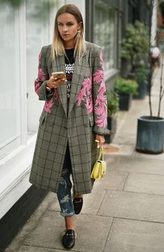 1-checkered-coat-with-ripped-jeans