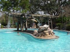 Review of Disney's Port Orleans Resort. BEST moderate resort for kids at WDW.