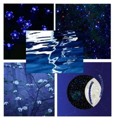 """""""Blue Sensations"""" by dundiddit ❤ liked on Polyvore featuring art, contestentry and bluesets"""