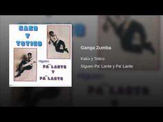 """""""Ganga Zumba""""  - KAKO Y TOTICO"""