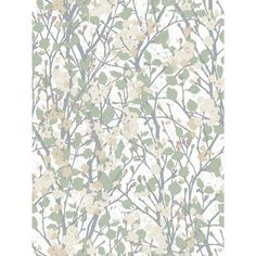 Captivate the look and feel of a nature-inspired forest in any room with White Willow Branch Peel & Stick Wallpaper by RoomMates. Simple and affordable, give walls, decor and accessories a refreshing transformation with very little effort. Wallpaper Panels, Wallpaper Roll, Peel And Stick Wallpaper, French Wallpaper, Bedroom Wallpaper, Peelable Wallpaper, Tropical Wallpaper, Willow Branches, Wallpaper Online