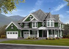 victorian craftsman house | ... 150 House plans are Copyright © 2014 by our architects and designers