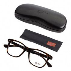 e88cb68242 Ray-ban-RX-Highstreet-Prescription-Eye-Glass-Frames-