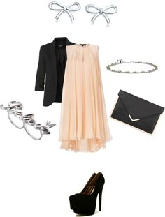 """Fancy outfit"" by face-the-music ❤ liked on Polyvore"