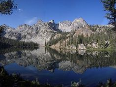 Weekend Backpacking Trip to Alice Lake in the Sawtooth Wilderness | Stanley, ID | | AllTrails.com