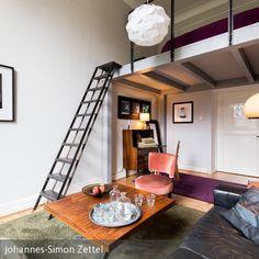 **Familiäre Atmosphäre, stilvolles Interieur, perfekte Lage – in einem ehemaligen Krankenhaus inmitten des Hamburger Grindelviertels befindet sich eine der…