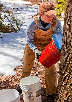 A collection of maple sugaring images from the annual Sap Gathering Contest at Stonewall Farm in Keene, NH, from photographer Jeffrey Newcomer. Maine New England, New England States, Stonewall Farm, Live Free Or Die, Maple Sugar, Z New, Sugaring, Winter Scenes