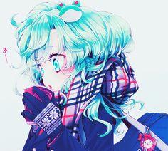 anime cute girl Tumblr
