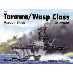 Tarawa / Wasp Class Assault Ships in action