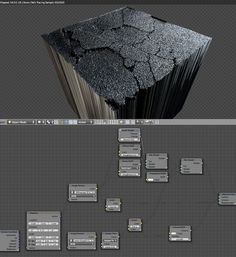 [Cycles] Hard Volume Textures