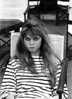 Brigitte Bardot, por Willy Rizzo, 1956
