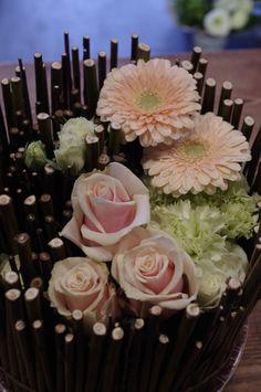 #romantique #wedding #mariage #rose #artfloral