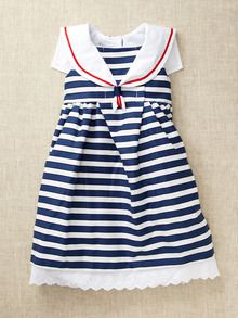 Nautical Dress by Pippa and Julie up to 60% off at Gilt