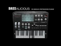 BASSalicious Monophonic Bass Synth Doesn't Do Dubstep » Synthtopia