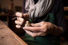 Magnifique activité manuelle facile activité créative adulte tutoriel bois transformation oiseaux