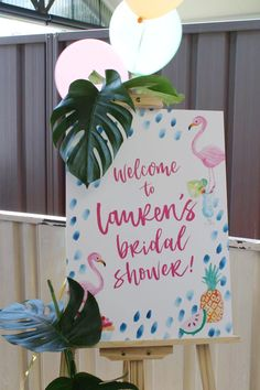 Lauren's Tropical Bridal Shower — Better Together Paper Co.