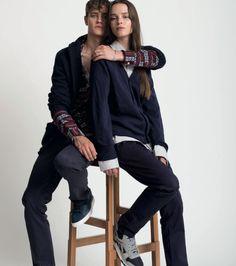 ISSUE #108 #New Sensation IMPOSSIBLE TO REFUSE Shot by Haralampos Giannakopoulos Fashion Editor: Lazaros Tzovaras Hair/ Make up: Stefi Bazavan Model: Katia, Vladimir (D-Models)