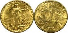 Najdroższa złota moneta świata – legendarny Double Eagle