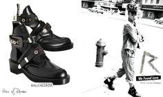 Balenciaga's Spring/Summer 2011 collection