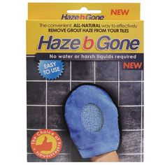 Miracle Sealants Haze b Gone Grout Haze Cleaner-HZ B GONE12/1 - The Home Depot
