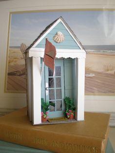 miniature beach house - Google Search