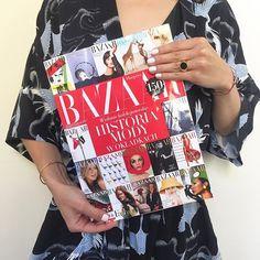 Od dzisiaj w sprzedaży! Historia mody w okładkach  #harpersbazaar #harpersbazaarpolska #fashion #style #fashionmagazine #bazaar  via HARPER'S BAZAAR POLAND MAGAZINE OFFICIAL INSTAGRAM - Fashion Campaigns  Haute Couture  Advertising  Editorial Photography  Magazine Cover Designs  Supermodels  Runway Models