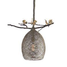 Michael Aram Small Cocoon Pendant Lamp
