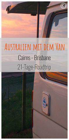 Australia with the Campervan - itinerary along the east coast! // Tips // Campsites // Route // Trav Honeymoon Night, All Inclusive Honeymoon, Honeymoon Destinations, Honeymoon Ideas, Camping Car, Campsite, Camping Hacks, Roadtrip Australia, Coast Australia