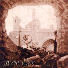 RAISON D'ETRE - WITHIN THE DEPTHS OF SILENCE AND PHORMATIONS CD (1995).  Reminiscint of early Delerium. Dark ambient Industrial with a gothic edge.