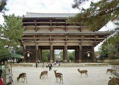 Tōdai-ji Temple, Japan