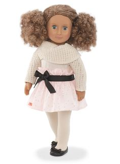 Kaylee is gorgeous! I own her, and the stock photos are not the right color. She is amazing and I am super excited to see that Our Generation is coming out with more and more dolls of color while @agofficial is falling flat on their face. #AGDoCGOTY