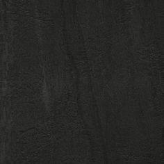 URBATEK KAOS Black by URBATEK Porcelanosa Grupo - Nature, Anti-slip - #PorcelainTiles #tile #style #material #ceramics #concrete #travertino #marbled #marble