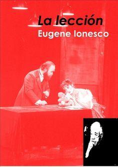La Leccion Eugene Ionesco