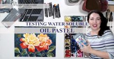 Did you know that oil pastels come in water soluble version? Have you tried them? I did and Tummy Rubb Studio's Youtube channel now features a video with all the technical details (active link in bio). Also suitable for rose lovers! . . . . . . #tummyrubbstudio #watersolubleoilpastels #artwork #instaart #instaartist #watercolorandoilpastels #paintingoftheday #flowersketch #howtopaintflowers #cretacoloraustria #watercolor #cretacolorpastels #watercolorpainting #mixedmedia #youtubetutorial #roses Have You Tried, Did You Know, Flower Sketches, Figure Sketching, Oil Pastels, Art Studios, Art School, Insta Art, Knowing You