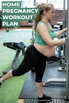 Pregnancy workout that is safe for every trimester and can be done at home. Pregnancy workout that is safe for every trimester and can be done at home. – Home yoga workout for beginners – First Trimester Workout, Pregnancy Workout, Pregnancy Tips, Pregnancy Fitness, Prenatal Workout, Exercise While Pregnant, Workout For Beginners, At Home Workouts, Morning Workouts