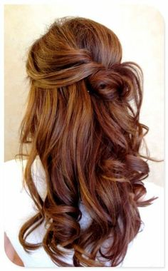 So pretty! // #hair #hairstyle