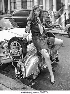Bildergebnis für lambretta vintage woman