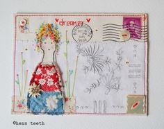 hens teeth : mail art