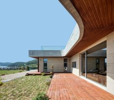 Gallery of House in Mt. Dongmang / 2m2 architects - 1