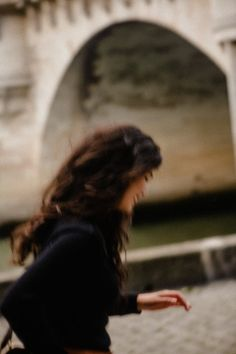 From a portrait session in Paris, Notre Dame - by the river - Beauty