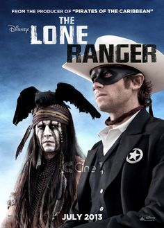 Lone Ranger Trailers | Awesome Japanese Lone Ranger trailer | Following The Nerd