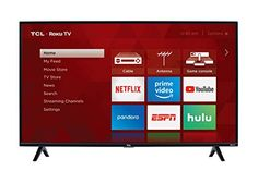 Price: (as of – Details) 32 Inch class HD Roku Smart TV. Roku TV personalized home screen. 3 HDMI inputs, analog video input, USB port, digital and analog audio output. Electronics Projects, Electronics Gadgets, Amazon Electronics, Technology Gadgets, Tv Without Stand, Smart Tv Samsung, Tv 40, Netflix Videos, Tv Store