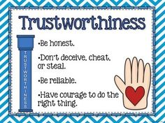 This is a great unit that will help you develop a safe, caring classroom community. Students will learn empathy as they learn about each of these character qualities and will be totally engaged as they learn how to develop strong character. This unit covers the 6 Pillars of Character: Trustworthiness, Respect, Responsibility, Fairness, Caring, and Citizenship.
