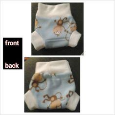 Fleece soaker for cloth diapering https://www.facebook.com/erikawahm1?ref=hl