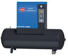 Italcom | Kompresory śrubowe seria APS