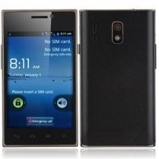 E615 Android 4.0 SC8810 1.0GHz 4.0 Inch Dual Camera Smartphone
