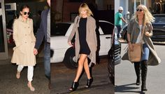 Here's Proof That a Classic Trench Coat Will Always Be Cool Los Angeles Girl, Khaki Coat, Velvet Ankle Boots, Classic Trench Coat, Autumn Winter Fashion, Style Inspiration, Stylish, My Style, Fall